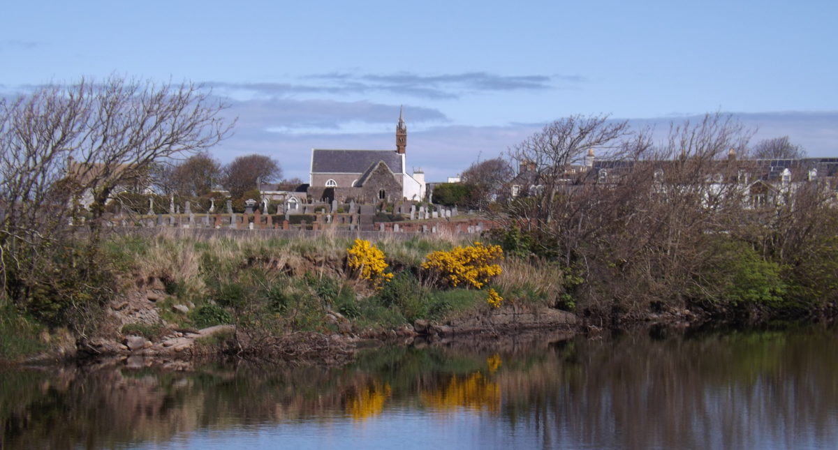 Ballantrae Parish Church